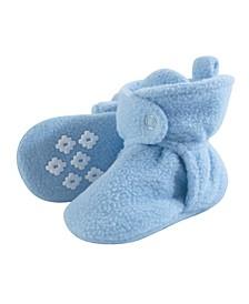 Baby Fleece Booties