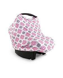 Yoga Sprout Multi Use Carseat Canopy, One Size