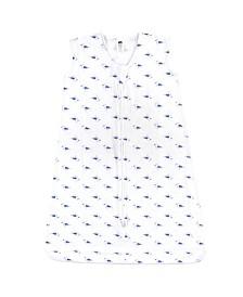 Hudson Baby Soft Jersey Cotton Safe Wearable Sleeping Bag, 0-24 Months