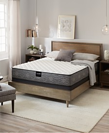 "MacyBed by Serta  Resort 10.5"" Plush Mattress - King, Created for Macy's"