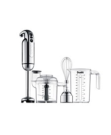 Immersion Hand Blender with Accessories Kit