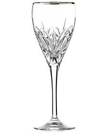 Marquis by Waterford Stemware, Caprice Platinum Wine Glass