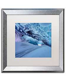"""Michael Blanchette Photography Into the Light Matted Framed Art - 1"""" x 11"""" x 14"""""""