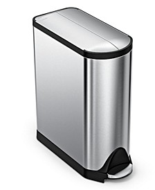 45-Liter Butterfly Step Trash Can