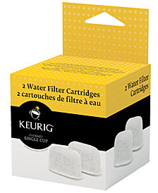 Keurig® Water Filter Cartridges, Set of 2