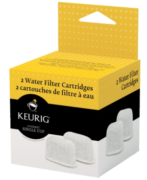 Keurig Water Filter Cartridges, Set of 2