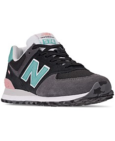 55b665e15177a New Balance Men's 574 90S Casual Sneakers from Finish Line