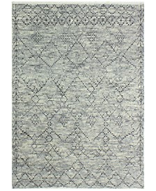 "Natural Wool NAT-8 Gray 8'6"" x 11'6"" Area Rug"