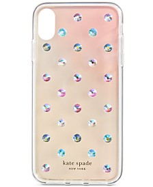 kate spade new york Ombre Dot iPhone XS Max Case