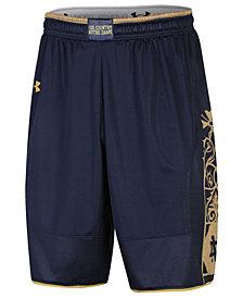 Under Armour Men's Notre Dame Fighting Irish Replica Basketball Shorts