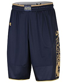 Under Armour Men's Notre Dame Fighting Irish Replica Basketball Shorts