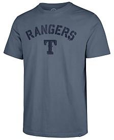 '47 Brand Men's Texas Rangers Hudson Cascade T-Shirt