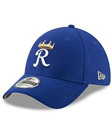 New Era Kansas City Royals Batting Practice 39THIRTY Cap