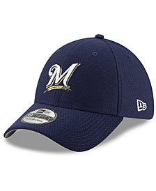 New Era Milwaukee Brewers Batting Practice 39THIRTY Cap