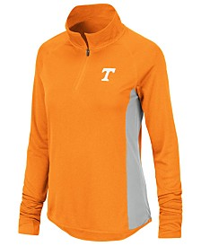 Colosseum Women's Tennessee Volunteers Albi Quarter-Zip Pullover