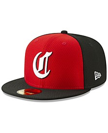 Cincinnati Reds Batting Practice 59FIFTY-FITTED Cap