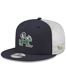 New Era Notre Dame Fighting Irish TC Meshback Snapback Cap