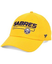 Authentic NHL Headwear Buffalo Sabres Rinkside Fundamental Adjustable Cap