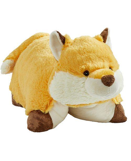 Pillow Pets Wild Fox Stuffed Animal Plush Toy