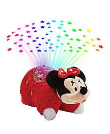 Pillow Pets Disney Rockin the Dots Minnie Sleeptime Lite