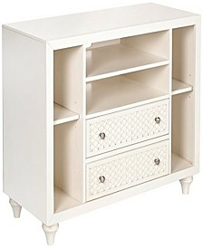 "Amanda 42"" 2 Drawer Media Chest"