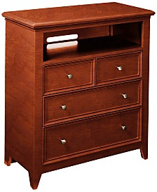 "Bailey 40"" 2 Drawer Media Chest"