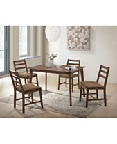Gervais 5 Piece Dining Set
