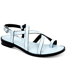 Calvin Klein Women's Tica Flat Sandals