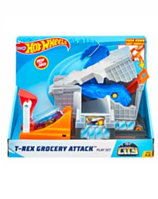 Hot Wheels® T-Rex Grocery Attack™, playset