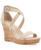 87ad6081baf CHARLES by Charles David Launch Platform Wedge Sandals