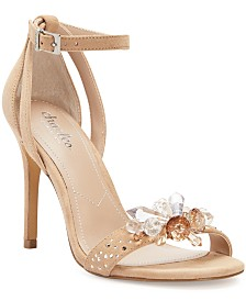 CHARLES by Charles David Rainey Beaded Sandals