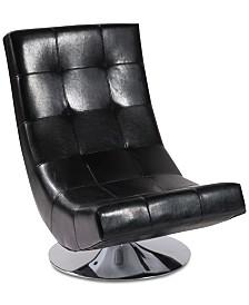 Mario Swivel Chair, Quick Ship