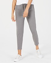 3520a8ac68126c Eileen Fisher Drawstring Slouchy Ankle Pants, Regular & Petite
