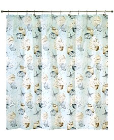 Avanti Ariel Shower Curtain
