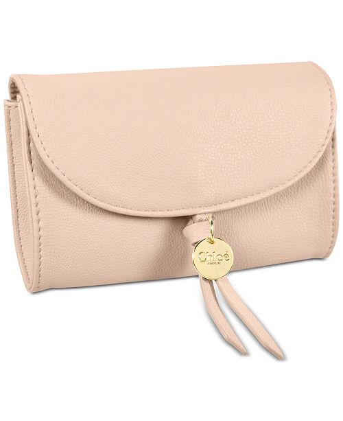 7315a7733b Receive a Complimentary Pouch with any large spray purchase from the Chloé  fragrance collection