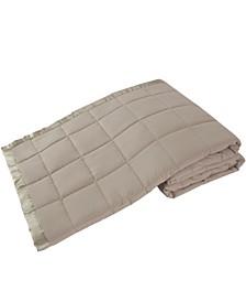 Down Alternative Solid Full/Queen Blanket