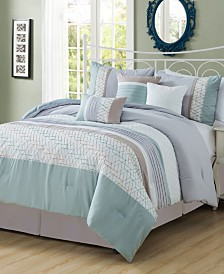 Laurel 7-Pc. Comforter Sets
