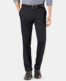 Men's Big & Tall Signature Modern Tapered Fit Stretch Pants