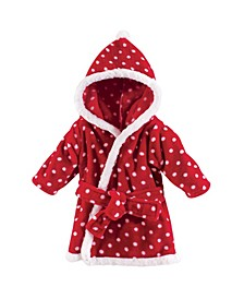 Baby Plush Bathrobe