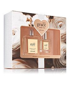 philosophy 2-Pc. Pure Grace Nude Rose Eau de Toilette Gift Set