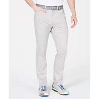 Deals on Greg Norman Mens Five-Pocket Performance Pants