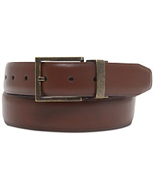 Kenneth Cole Reaction Men's Comfort Stretch Reversible Casual Belt