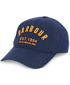 Barbour Men's Appliqué Logo Hat