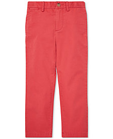 Polo Ralph Lauren Toddler Boys Cotton Twill Chino Pants