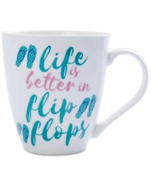 Pfaltzgraff Better in Flip Flops Mug