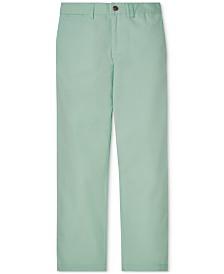 Polo Ralph Lauren Big Boys Cotton Twill Chino Pants