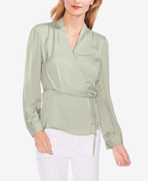 Vince Camuto Tops WRAP TOP