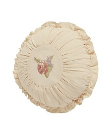 Piper & Wright Anna Tufted Round Pillow