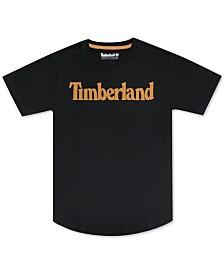 Timberland Big Boys Langdon Logo T-Shirt