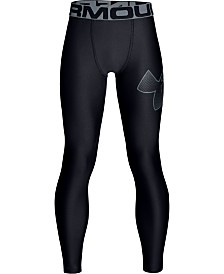 Under Armour Big Boys Armour HeatGear Leggings